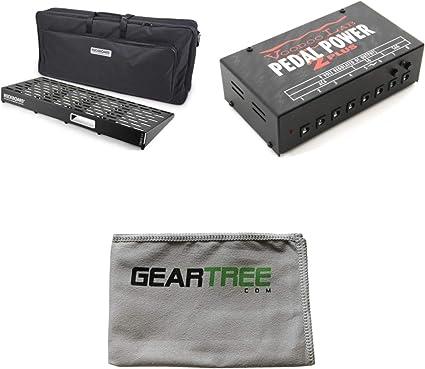 ghdonat.com RockBoard TRES 3.1-20.08in x 9.29in Pedalboard w ...