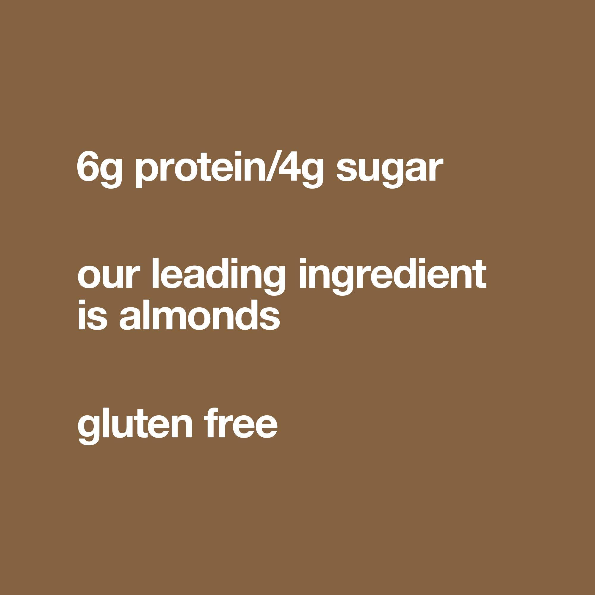 KIND Bars, Madagascar Vanilla Almond, Gluten Free, Low Sugar, 1.4oz, 12 Count by KIND (Image #3)