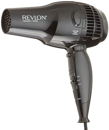 Amazon.com: Revlon RVDR5012 Ionic Ceramic Retractable Cord 1875 ...