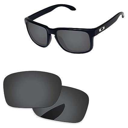 9f9b7f684d Nueva marca polalized Lentes de repuesto para Oakley Holbrook anteojos de  sol roble & Ban varias