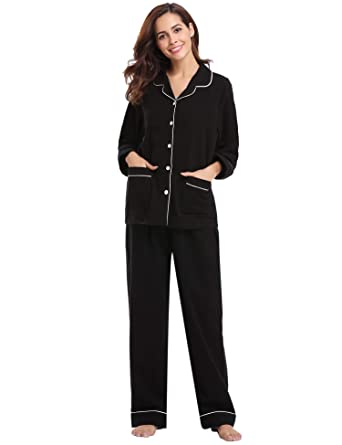 402b534f02 Abollria Pajama Sets for Women