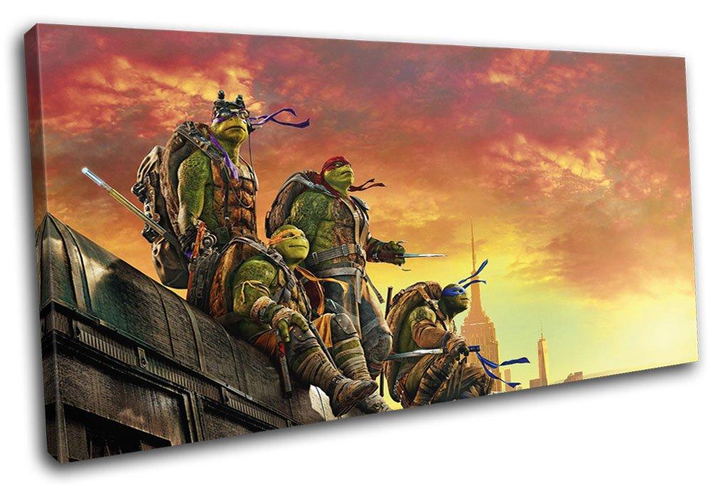 Amazon.com: Bold Bloc Design - Ninja Turtles TMNT Poster ...