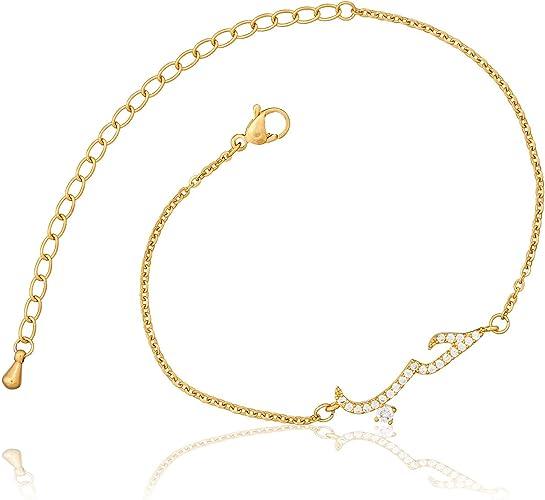 Selia Liebe Armband Schrift Love Arabisch Armreif minimalistische Optik  Liebe Edelstahl handgemacht