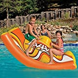 Kids Durable Inflatable See-Saw Pool Toys. Inflatable Floats Toys Pool River Lake Water Swimming Pool Tube FUN Pools Sea-Saw SeeSaw SeaSaw by Aviva
