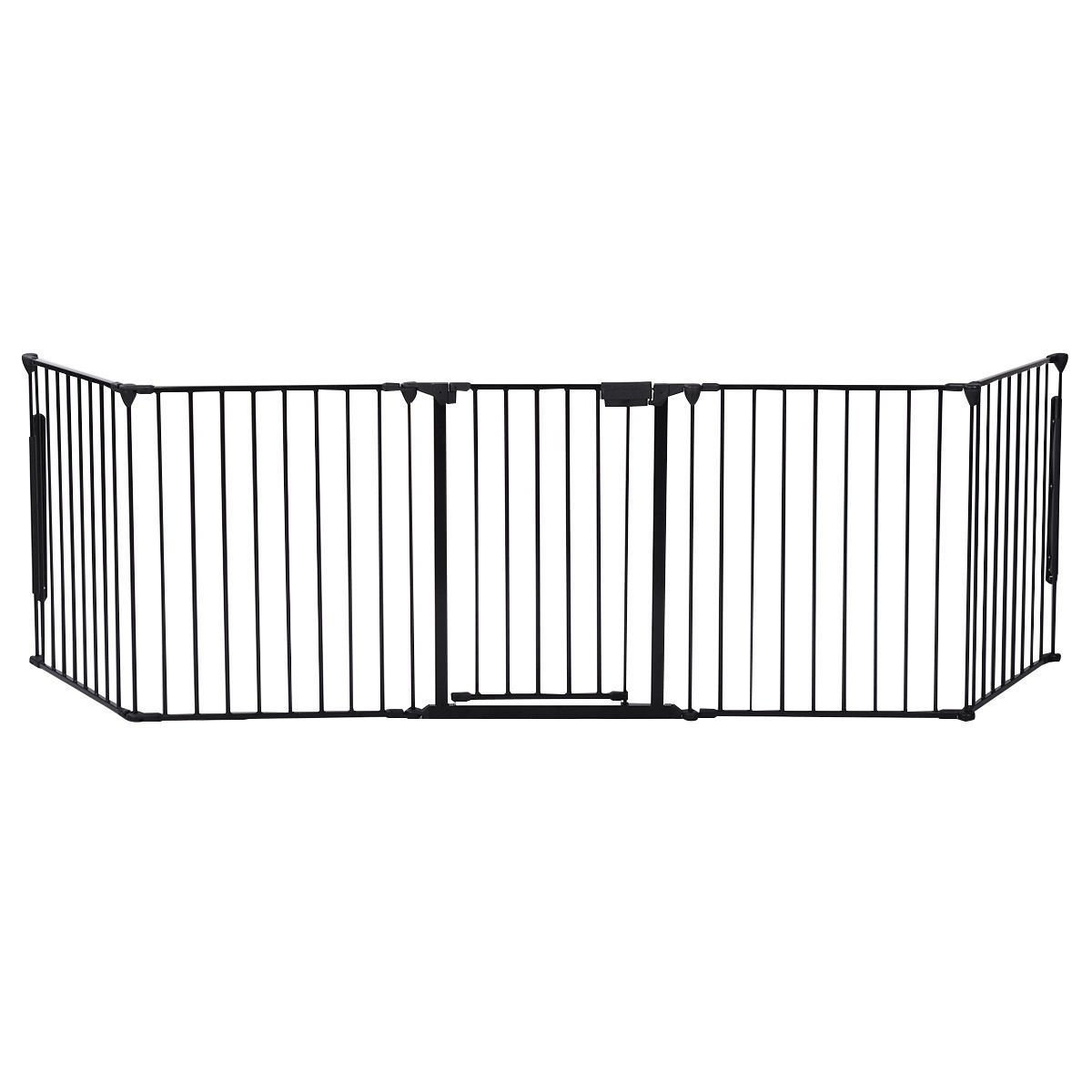 Gate BBQ Metal Fire Rail fireplace Baby Metal Fire child Toddler Guard Pet Dog Cat Panel Prevent