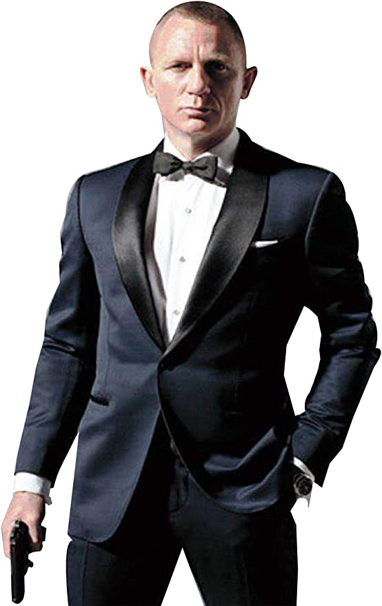 P/&G Mens Two Buttons Notch/Lapel Two Pieces Suit for Men Casual//Formal//Wedding Tuxedo