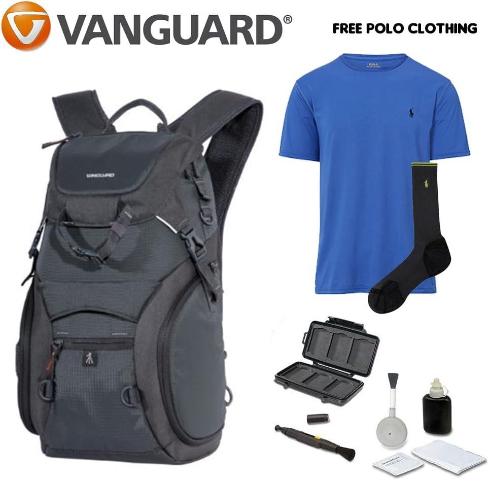 Vanguard mochila Adaptor 46 + Ralph Lauren camiseta + Ralph Lauren ...