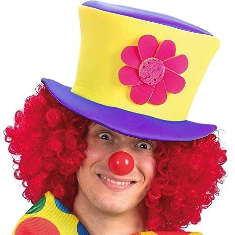 Inception Pro Infinite Modello 3 - Cappello - Clown - Pagliaccio -  Saltinbanco - Costume - 9fe712990320