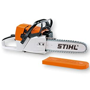 STIHL Battery Operated Chainsaw with Sound Kids Toy