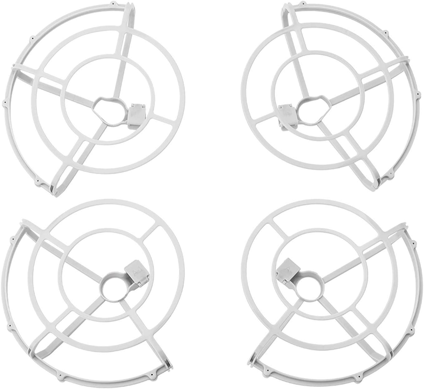 Silikon Propeller Schutzhalter Schutz Propellerblatt Stabilisator Schutzband f/ür Mavic Mini Propeller 2 Pcs 2 * Schwarz sciuU Propeller Fixateur Kompatibel mit DJI Mavic Mini Drone Props,