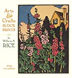 Arts & Crafts Block Prints - W. S. Rice 2019 Calendar