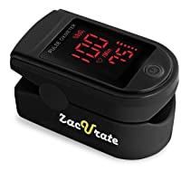 Zacurate Pro Series 500DL Fingertip Pulse Oximeter Blood Oxygen Saturation Monitor...