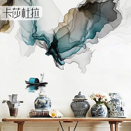 Wahazc Grande Soie 3d Fresque Papier Peint Peinture Murale