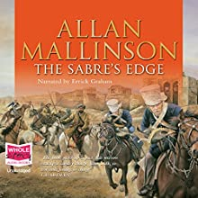 The Sabre's Edge: Matthew Hervey, Book 5 Audiobook by Allan Mallinson Narrated by Errick Graham