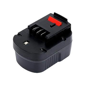 Ladegerät für Black /& Decker Akku FSD122 BD12PSK Black /& Decker EPC12CA