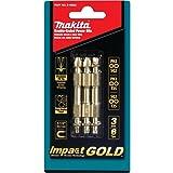 Makita B-49622 Impact Gold 3 Pc. Assorted