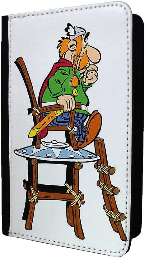 Asterix Obelix Dessin Anime Passeport Coque St T1694 Amazon Fr