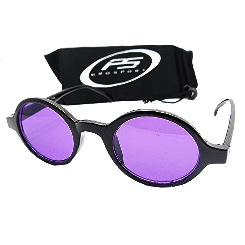38d0e12747 Amazon.com  Classic Small Round Circle Retro 70 s John Lennon Style  Sunglasses  Clothing