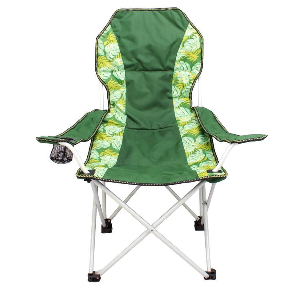 KAI LE Klappstuhl Outdoor Portable Beach Lounge Stuhl Bürostuhl Lagerung Stuhl Erhöhung Stuhl Komfort Stuhl