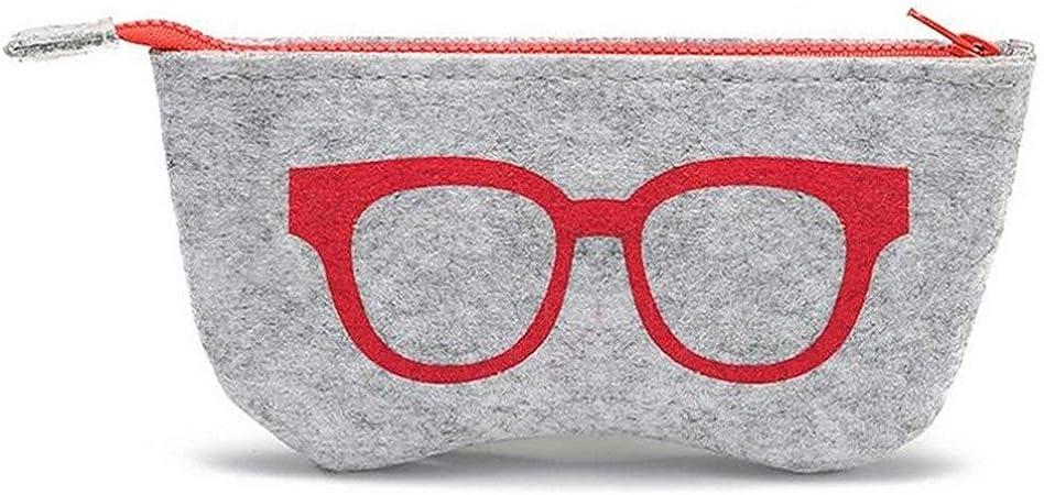 ZRDY Gafas De Sol De Tela De Fieltro De Primera Calidad Cajas Gafas De Tela Estuche Anteojos Accesorios (Color : Style 2): Amazon.es: Hogar