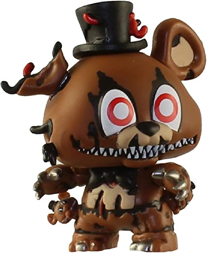 Funko Mystery Minis Five Nights Freddy/'s Sister Location Nightmare Freddy