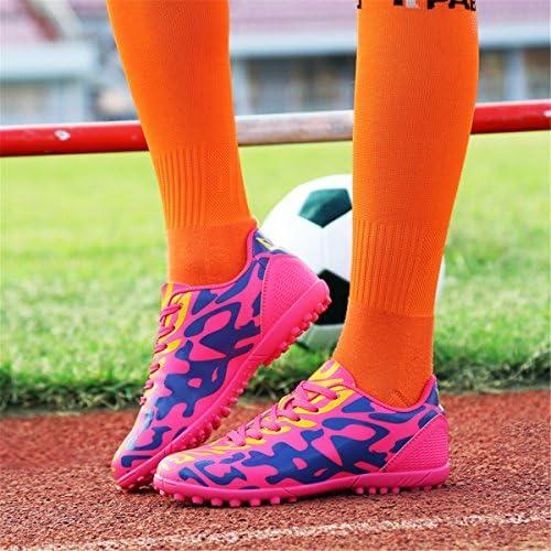 サッカーシューズ スボーツシューズ 滑り止め クッション性 防滑 吸汗性 メンズ 軽量 通気 メッシュ