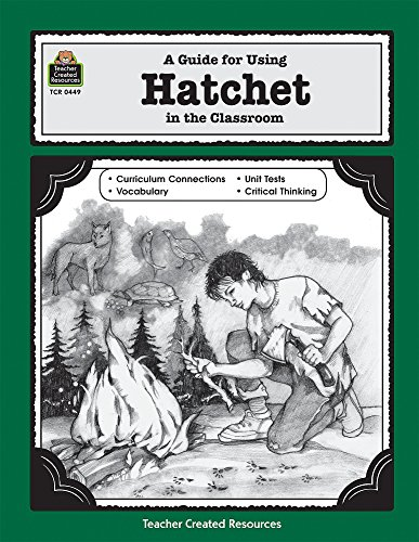 Download a literature unit for hatchet book pdf audio idg8u4zp3 fandeluxe Image collections