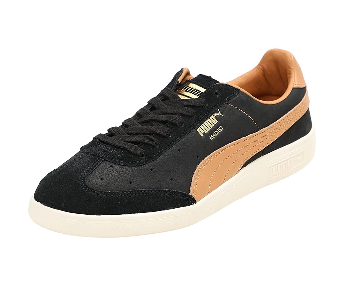 e724c56c11ae PUMA Madrid Tanned Adult s Sneakers (363806)  Amazon.co.uk  Shoes   Bags