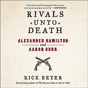 Rivals Unto Death Audiobook