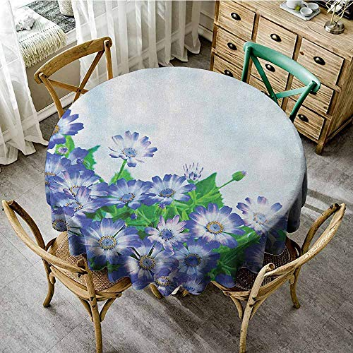 - Rank-T Picnic Round Tablecloth 67