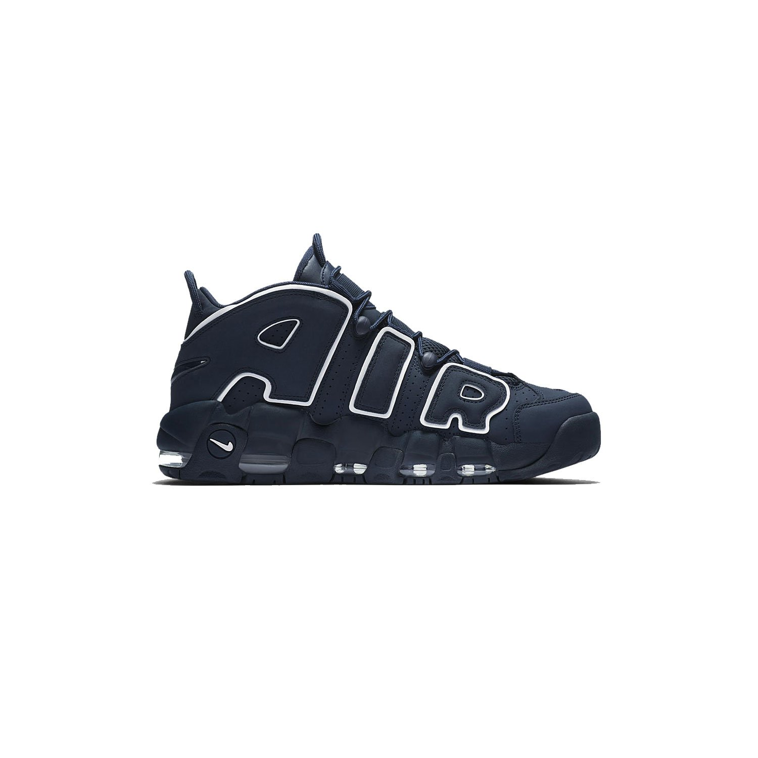 Nike Air More Uptempo 96  Obsidian  NBA Retro Scottie Pippen, Schuhe Herren  43 EU|Blau