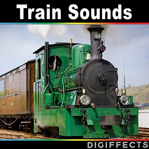 Diesel Train Ride Inside Rail - Railcar Train Diesel