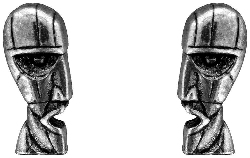 Alchemy Rocks Pink Floyd Division Bell Par de Pendientes