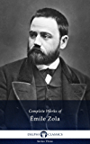 Delphi Complete Works of Emile Zola (Illustrated)