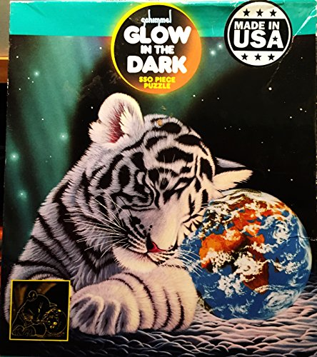 Schimmel Glow-In-The-Dark 550 piece Jigsaw Puzzle