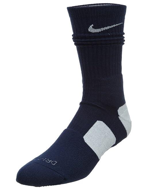 Nike Crew Calcetines Elite básquetbol: Amazon.es: Ropa y ...