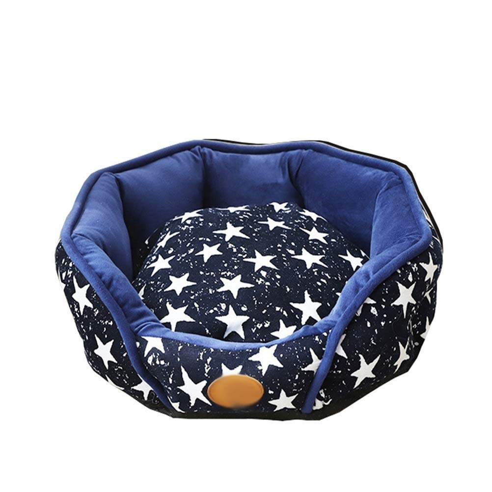 Four Seasons Universal Pet Nest Kennel Cat Litter Soft And Comfortable To Disassemble Convenient For Small Pets