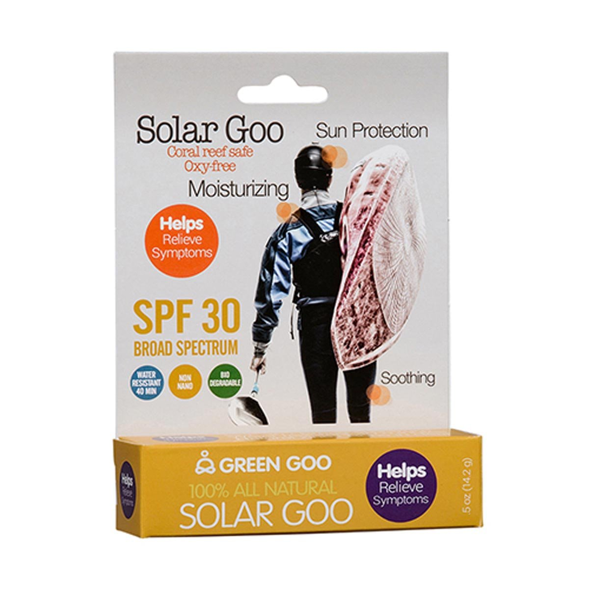 Green Goo Solar Goo Jumbo Stick - GOO-03916