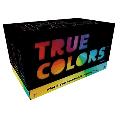 Games Adults Play - True Colors Card Game, Model:GL60048: Toys & Games