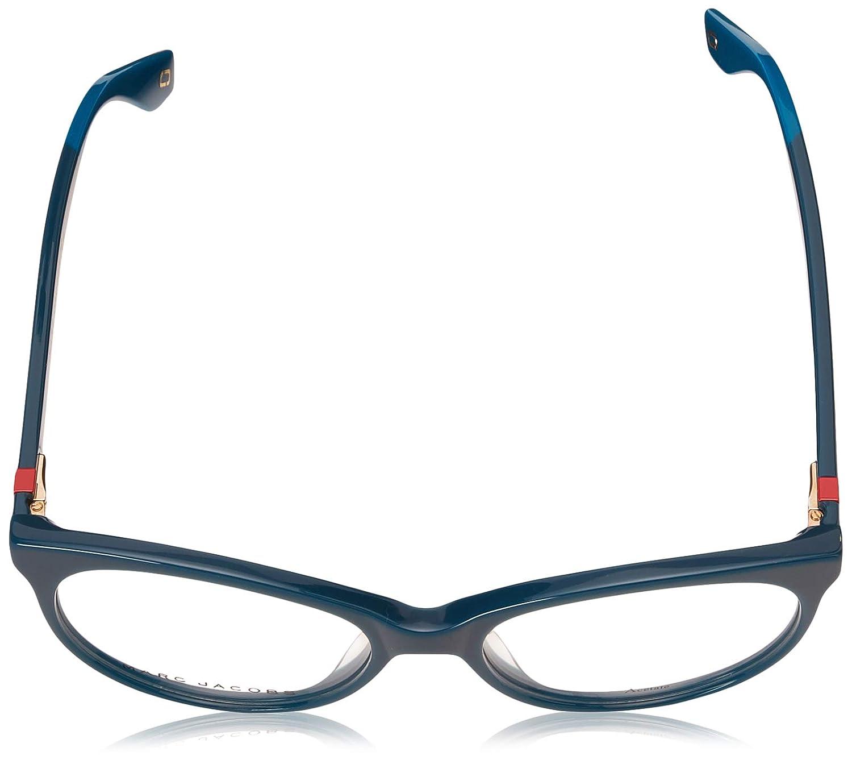 Eyeglasses Marc Jacobs 350 0ZI9 Transparent Teal Tea