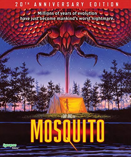 Blu-ray : Mosquito: 20th Anniversary Edition (Anniversary Edition, Widescreen, Anamorphic, Digital Theater System, )