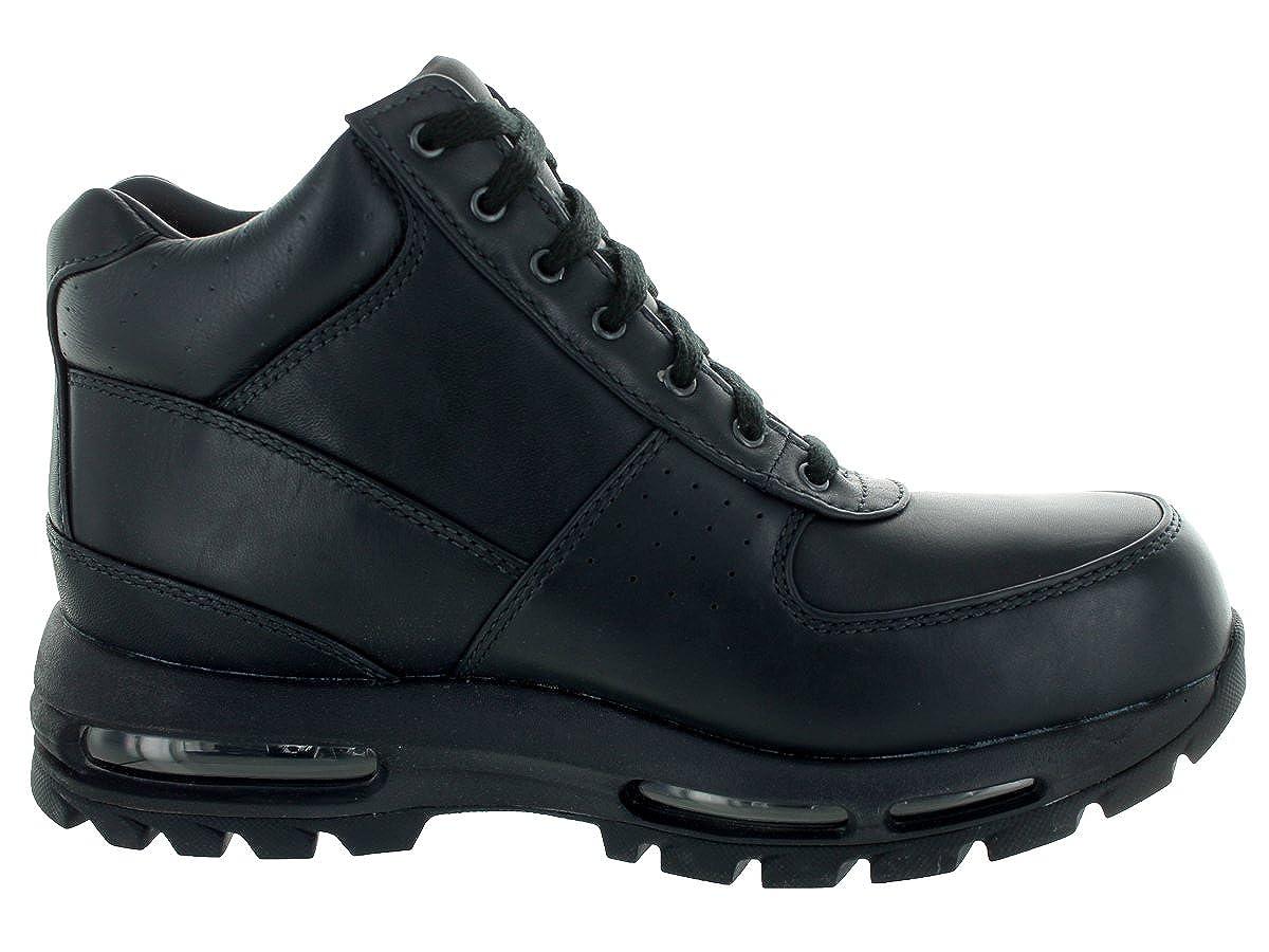 233fca779a0782 Nike Air Max Goadome Herren US 8.5 Schwarz Stiefel  Amazon.de  Schuhe    Handtaschen