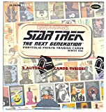 Star Trek The Next Generation Portfolio Prints Trading Cards Series One Factory Sealed