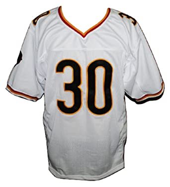 137949af8fd borizcustoms Rod Smart He Hate Me Football Jersey All Sewn LV Outlaw White  (30)