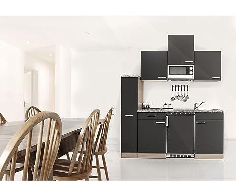 respekta KB180BGMI - Modulo cucina componibile da 180 cm ...