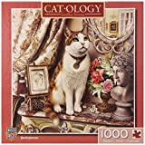 MasterPieces Cat-O-Logy Bartholomew Jigsaw Puzzle, 1000-Piece Review and Comparison
