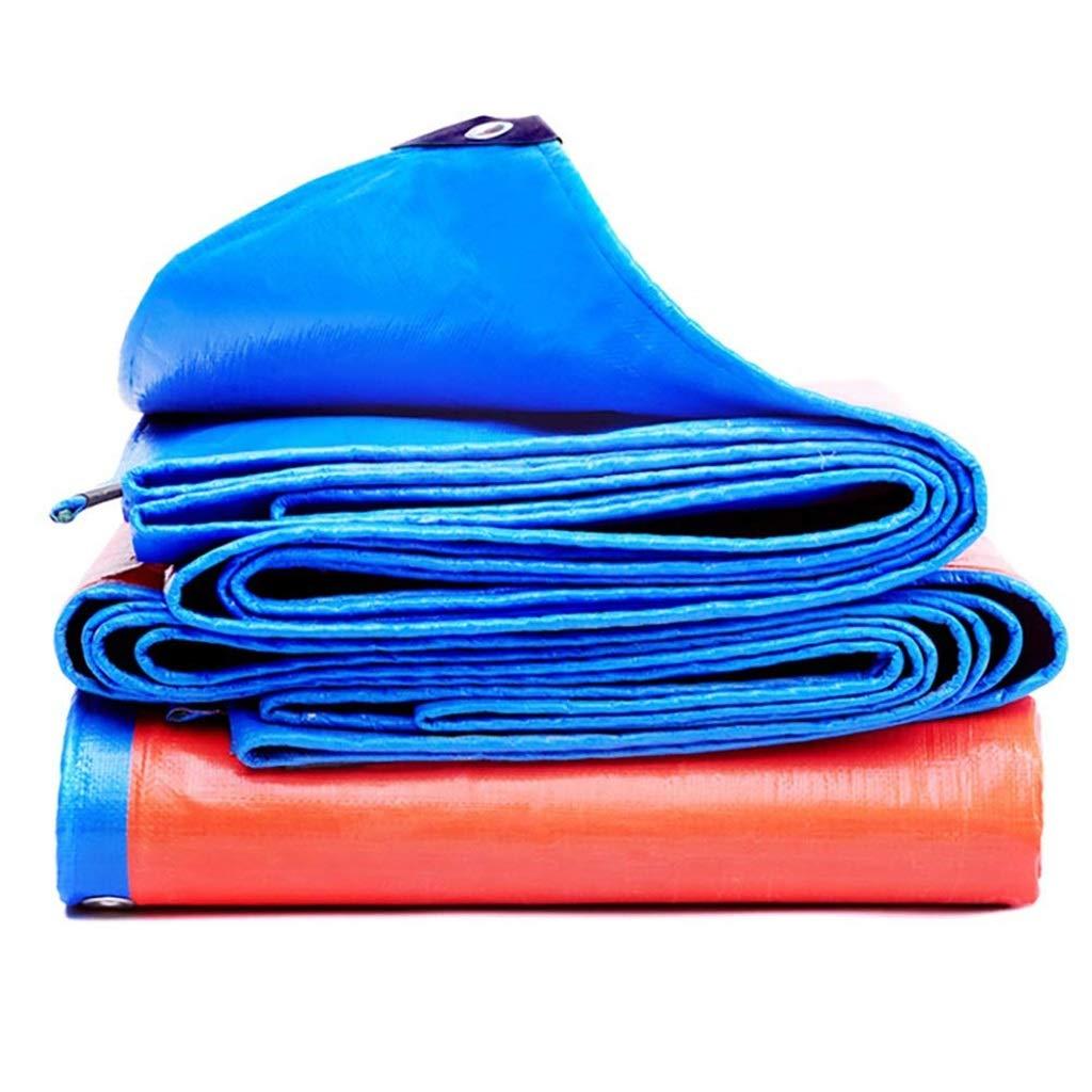 防水シート防水日焼け止め肥厚雨シェード布絶縁防水布プラスチックPEキャノピーキャンバス (サイズ さいず : 3*5m) B07RKHKGKL  3*5m