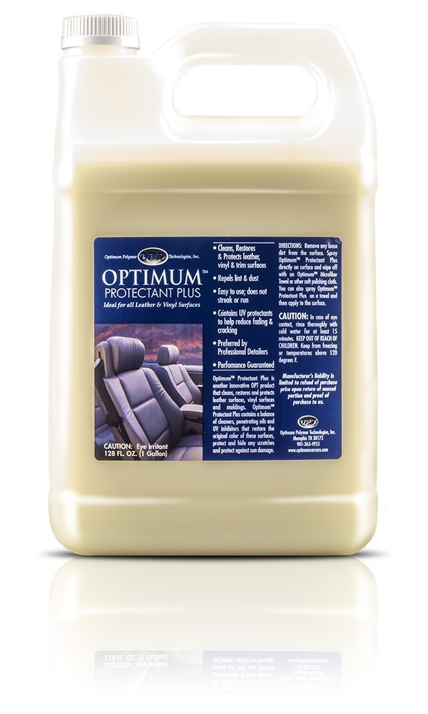 Optimum 3828 Leather Protectant Plus, 128. Fluid_Ounces
