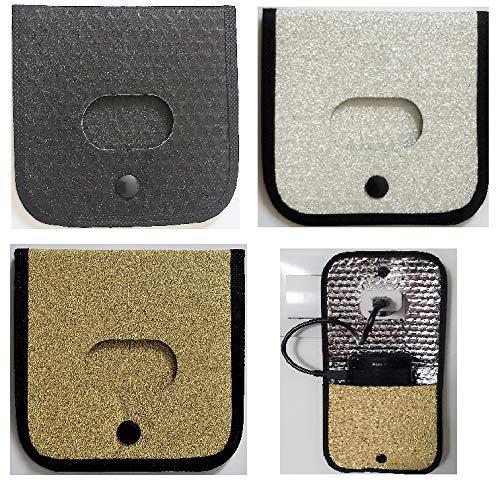 4 unds Soporte cargador móvil, Phone Hanger, Burbuja de aire ...