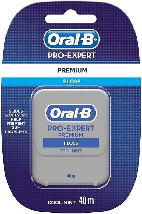 Oral B Seda Prima Expert Pro (40M) (Paquete de 2): Amazon.es ...